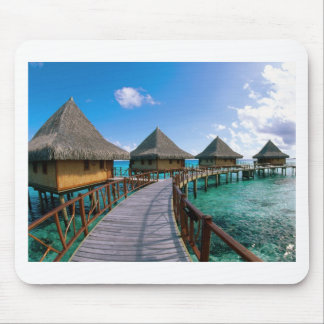 Vacation In Paradise Mouse Pad