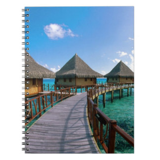 Vacation In Paradise Notebooks