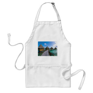 Vacation In Paradise Standard Apron