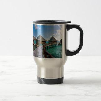 Vacation In Paradise Travel Mug