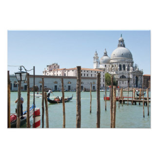 Vacation in Venice landscape print Photo Art