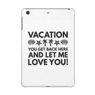 Vacation iPad Mini Cases