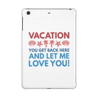 Vacation iPad Mini Retina Covers