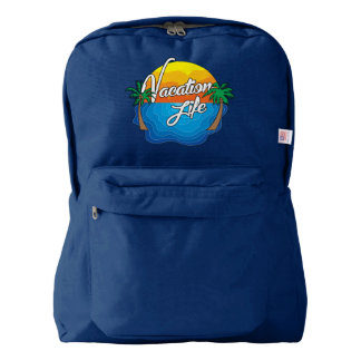 Vacation Life Backpack