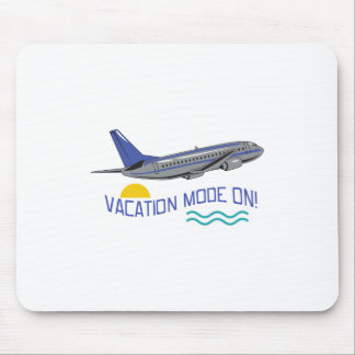 Vacation Mode On Mouse Pad