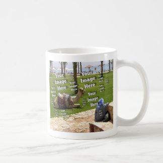 Vacation Photo Template Coffee Mug