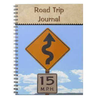 Vacation Planner / Road Trip Notebook