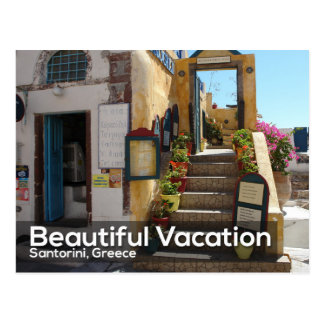 Vacation Postcard
