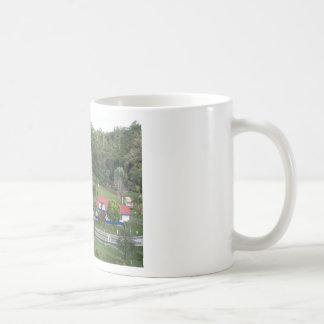 vacation retreat in costa rica coffee mug