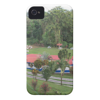 vacation retreat in costa rica iPhone 4 cover