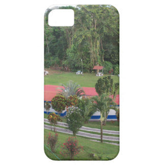vacation retreat in costa rica iPhone 5 case