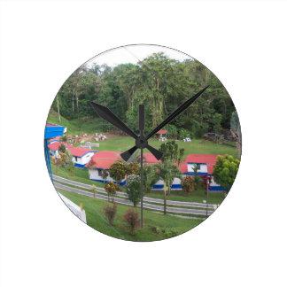 vacation retreat in costa rica round clock