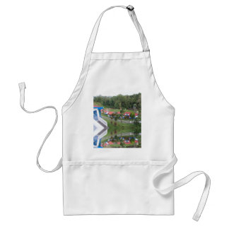 vacation retreat in costa rica standard apron