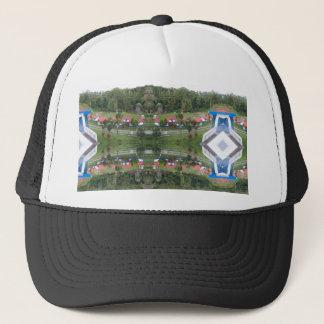 vacation retreat in costa rica trucker hat