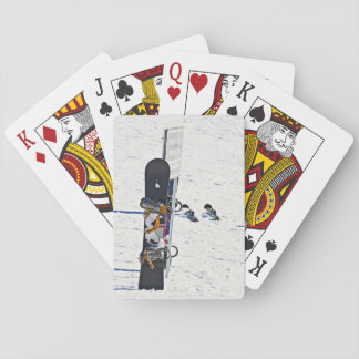Vacation Subject Playing Cards