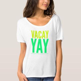 Vacation T-shirt. Spring Break.Carnival clothing. T-Shirt