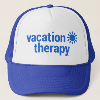 Vacation Therapy Hat