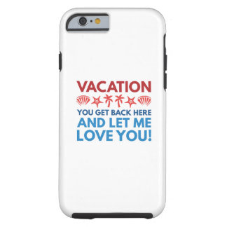 Vacation Tough iPhone 6 Case
