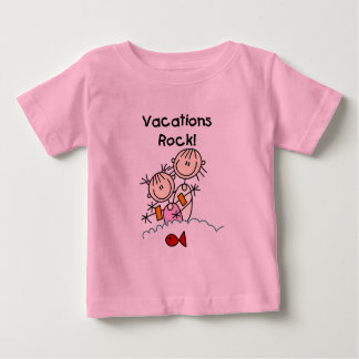 Vacations Rock T-shirts and gifts