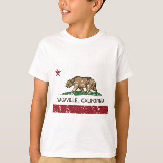 vacaville california state flag T-Shirt