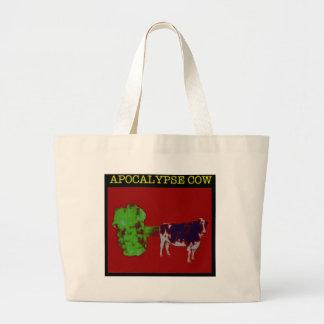 Vache à apocalypse sacs fourre-tout