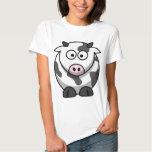 Vache drôle / Funny Cow Tee Shirt