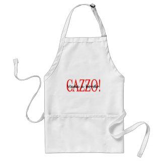 Vada a bordo Cazzo! Standard Apron