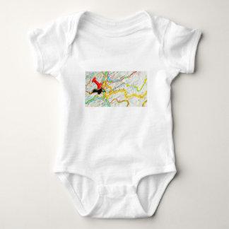 Vaduz, Liechtenstein Baby Bodysuit