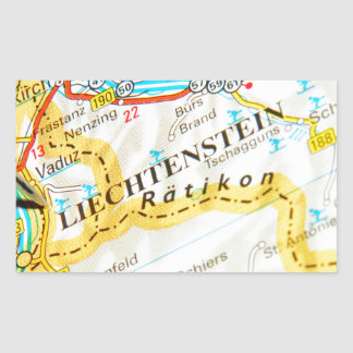 Vaduz, Liechtenstein Sticker