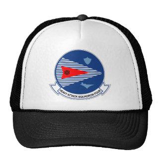 VAH - 4 Heavy Attack Squadron - Four Runner Trucker Hat