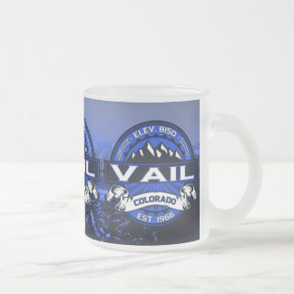 Vail Color Logo Scenic Mug