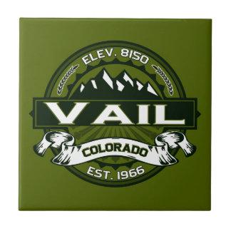 Vail Logo Tile