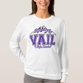 Vail University For Light T-Shirt
