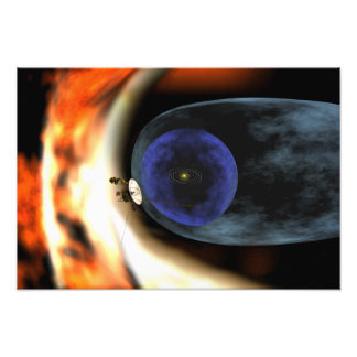 Vaisseau spatial de Voyager 2 Impressions Photographiques