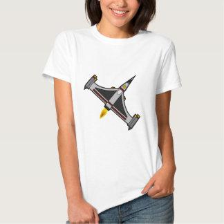 Vaisseau spatial t-shirts