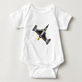 Vaisseau spatial tee shirts