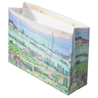 Val d'Orcia, Gift Bag