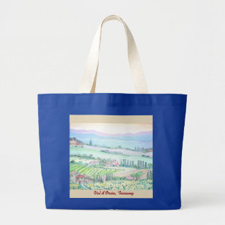Val d'Orcia, Jumbo Tote