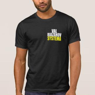 Val riazanov Systema T-Shirt
