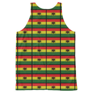 Val Verde all over tank top