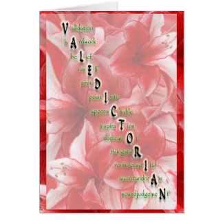 Valedictorian+gifts Card