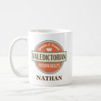 Valedictorian Personalized Office Mug Gift