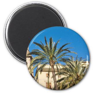 Valencia 2 Inch Round Magnet