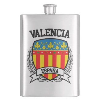 Valencia Hip Flask