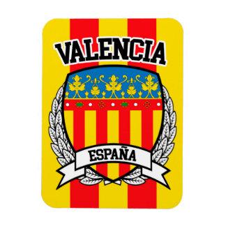 Valencia Rectangular Photo Magnet