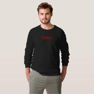 Valencia Runway 1986 Men's Black Sweatshirt