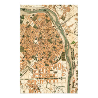 Valencia Spain 1904 Stationery