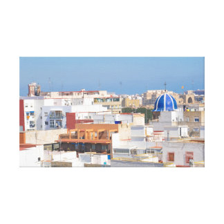 Valencia, Spain Canvas Print