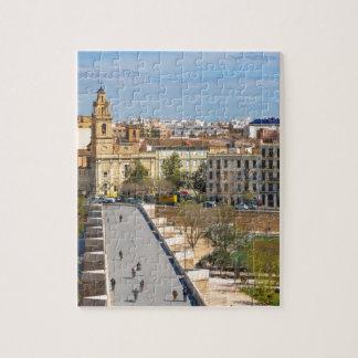 Valencia, Spain Jigsaw Puzzle