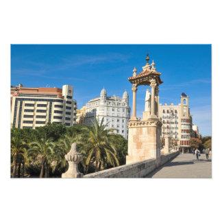 Valencia, Spain Photo Print